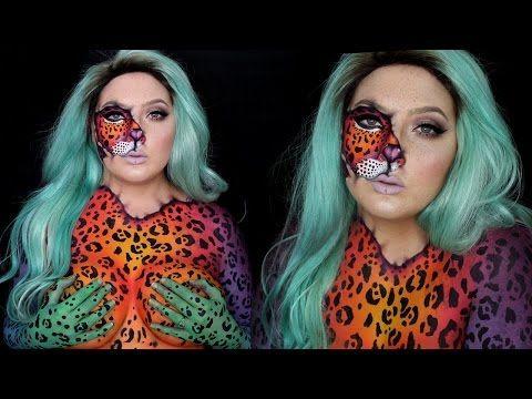 FREE KESHA | Animal Inside Makeup | Jordan Hanz - YouTube // respect for the story // ik ben het helemaal er mee eens