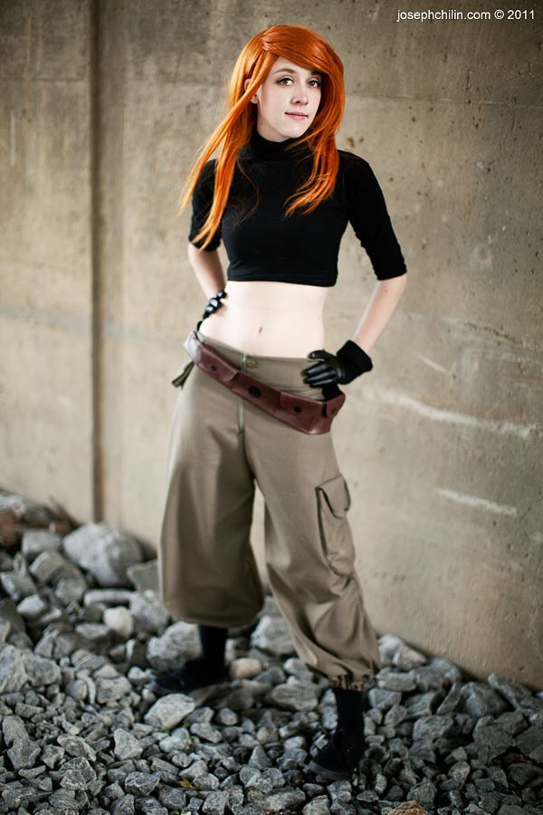 Kim Possible?! Call me beep me if you want to reach me! This would be HILARIOUS.