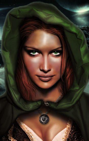 Isandir creates custom portraits for Baldur's Gate that blend with the original…