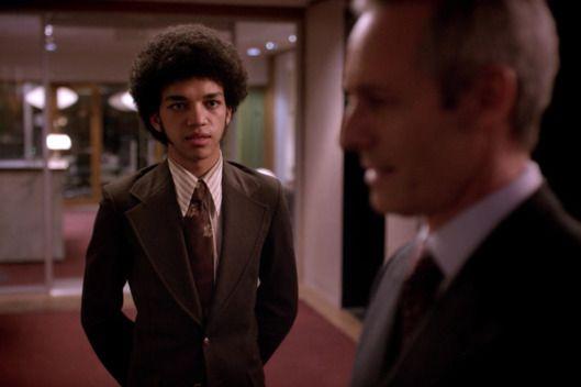 Justice Smith as Ezekiel, Michel Gill as Mr. Gunns.