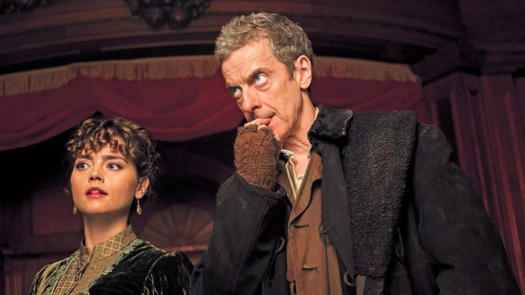 "First Image of DOCTOR WHO Premiere Ep ""Deep Breath"" « Nerdist"