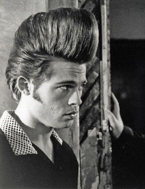 Brad Pitt  in Movie, Johnny Suede 1991