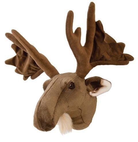 33 best rendieren voor rendierhof images on pinterest moose head animal heads and faux taxidermy - Fake stuffed moose head ...