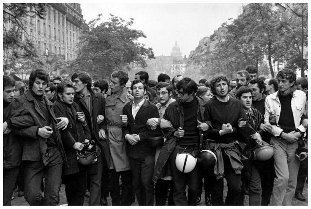 Παρίσι. Μάιος 68