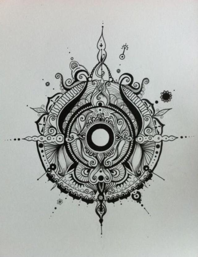Crease Elbow Idea Mandala Pinterest Tattoos Tattoo Designs
