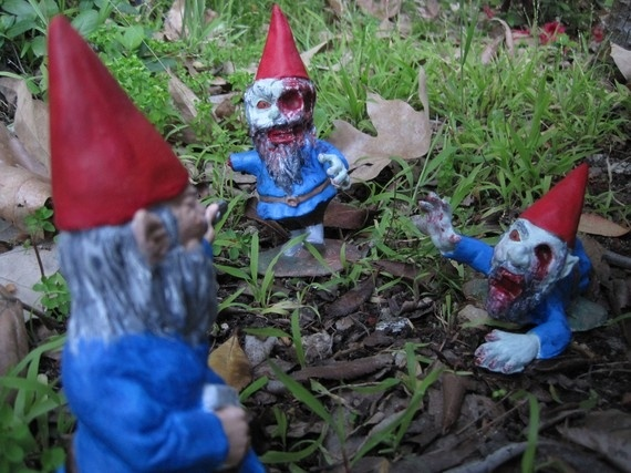 Zombie Gnomes. Yeeeeeah. , I saw this product on TV and have already lost 24 pounds! http://weightpage222.com