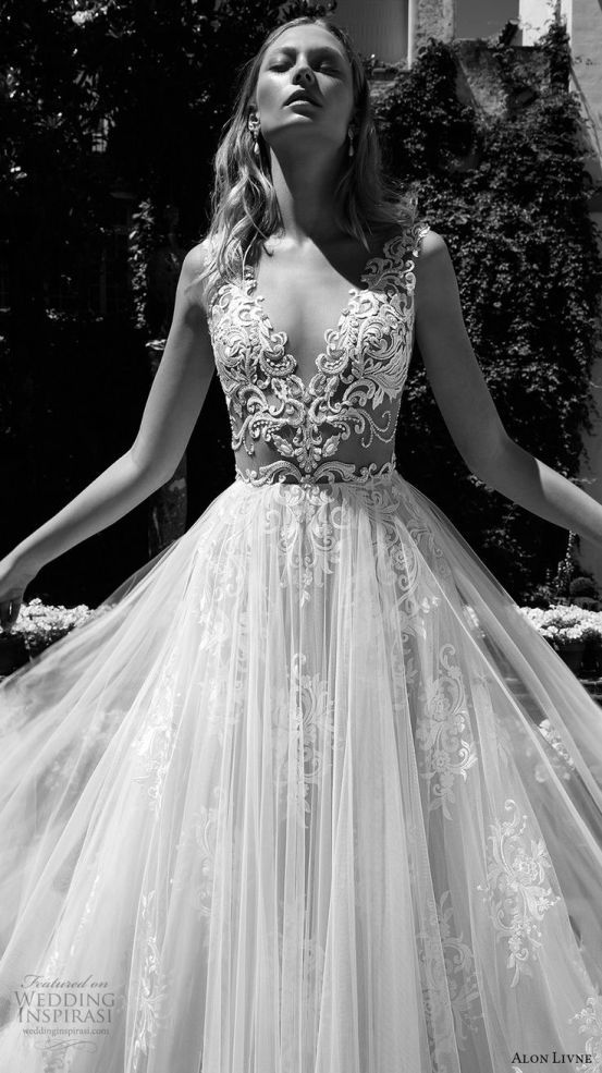 Wedding dress 2017 trends & ideas (136)