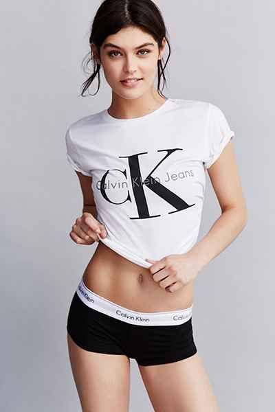 Calvin Klein Bra Top - Urban Outfitters