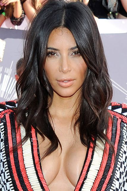 KIM KARDASHIAN BEACH WAVES TUTORIAL | INSTYLE