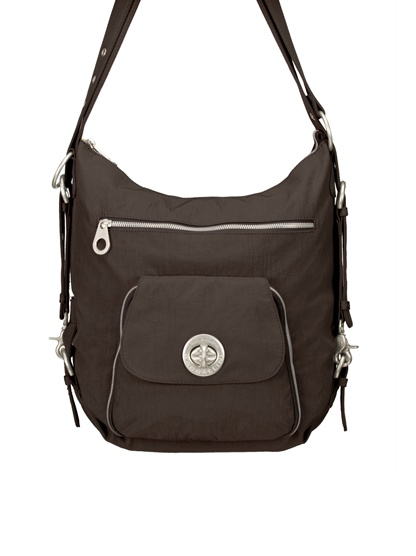 Baggallini brussels bag. This is one of the greatest all purpose bags. I love this whole line