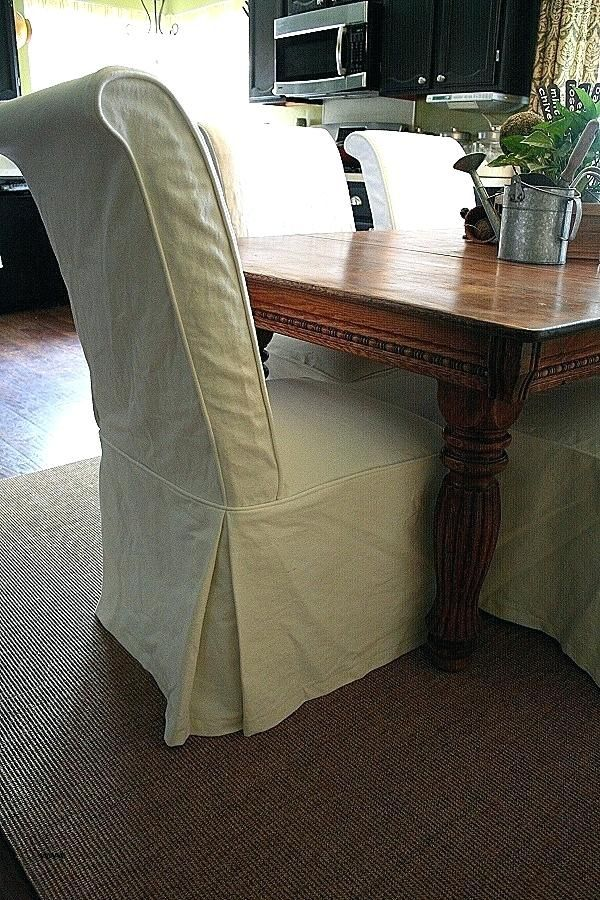 Lovely Chair Cover Designs To Refresh The Look Of Every Dining