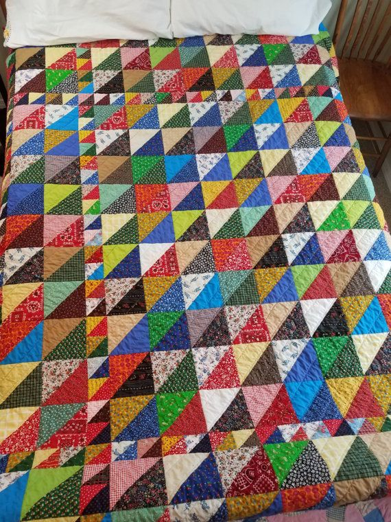 17 best ideas about homemade quilts for sale on pinterest for Quilts for sale