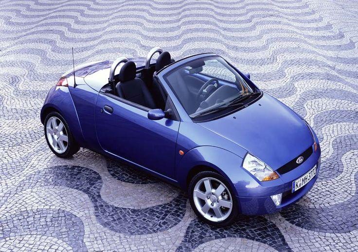 Ford Street Ka. The Pininfarina saga