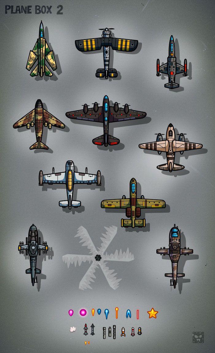 Plane Box 2