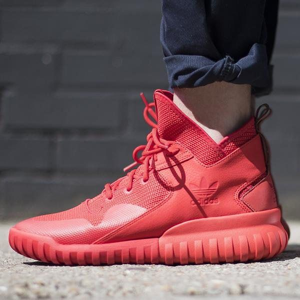 Adidas Tubular Red Women