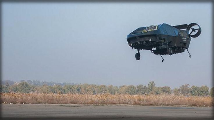ISRAEL'S 'FLYING CAR' PASSENGER DRONE MOVES CLOSER TO DELIVERY