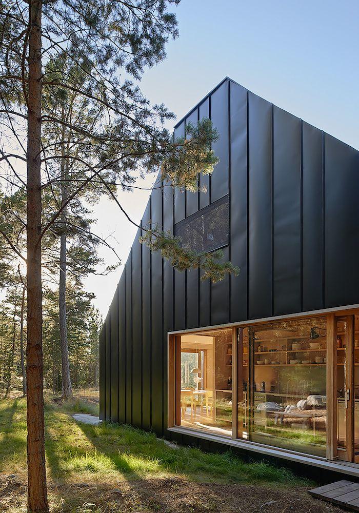 Prachtige architectuur in hartje Zweden