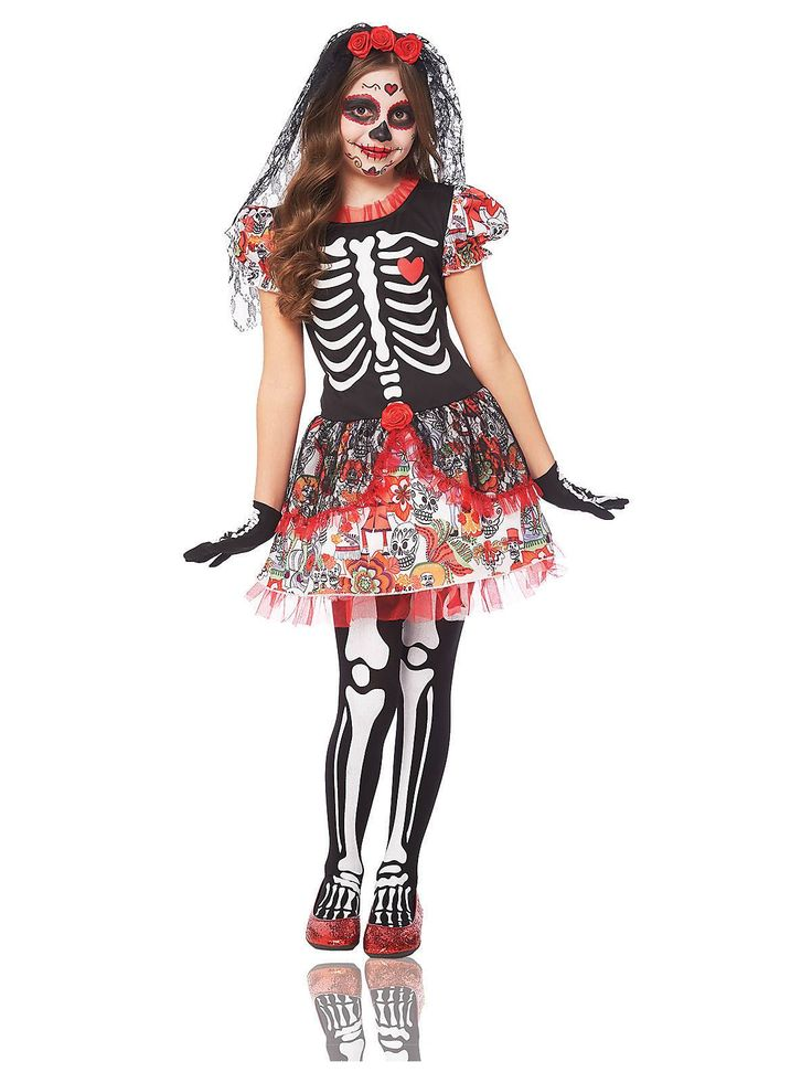 33 best Day of The Dead Costumes images on Pinterest   Halloween ...