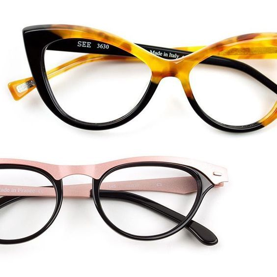 25+ best ideas about Eyewear on Pinterest Glasses frames ...