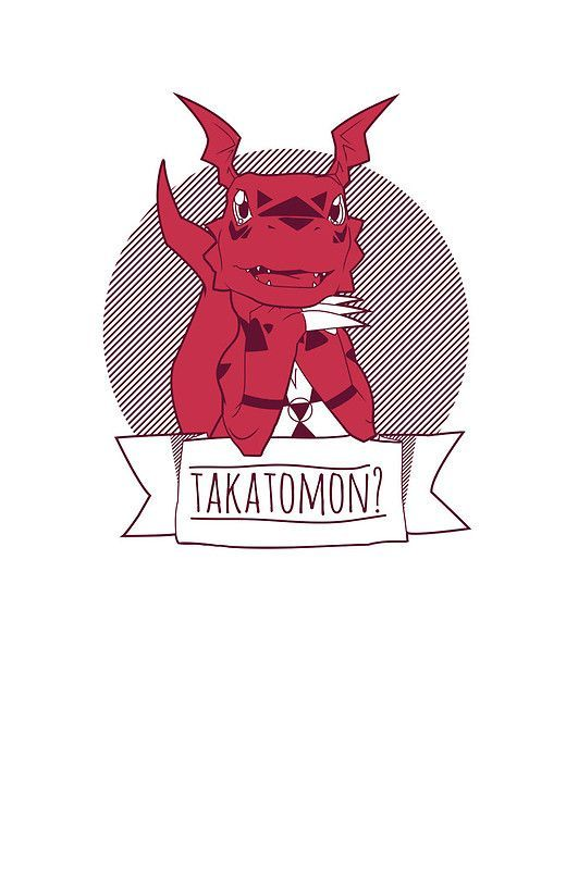 Guilmon is so adorableeeee ^-^