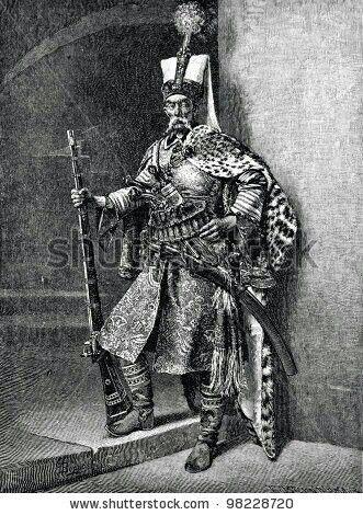 Yeniçeri A Janissarry