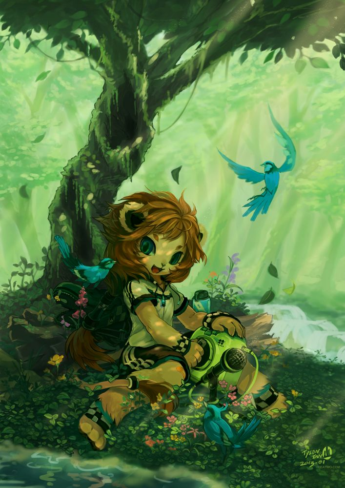 Character Design Krita : Best furries images on pinterest furry art anime