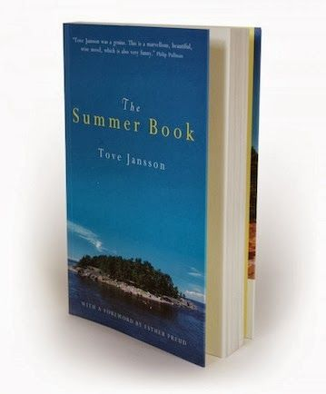 """""""My initial encounter with The Summer Book was the start of a continuing process of discovery that saw me trace every word written by Jansson, and about her, that had been published in English."""" Source: http://tocatalogue.blogspot.ca/2014/03/7-summer-book.html"""
