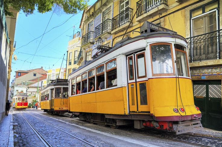 Hammer Frühbucher-Angebot: 2 Nächte in Porto & 3 Nächte in Lissabon + Flug, Zugfahrt, Hotels und Frühstück ab 249 € - Urlaubsheld | Dein Urlaubsportal