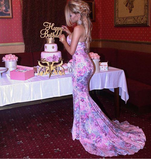 1000+ Ideas About 18th Birthday Dress On Pinterest