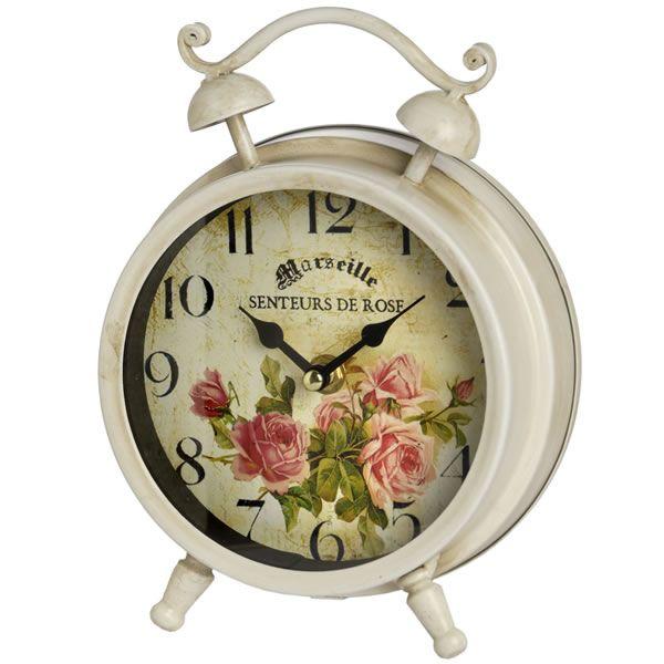 Senteurs De Rose Clock