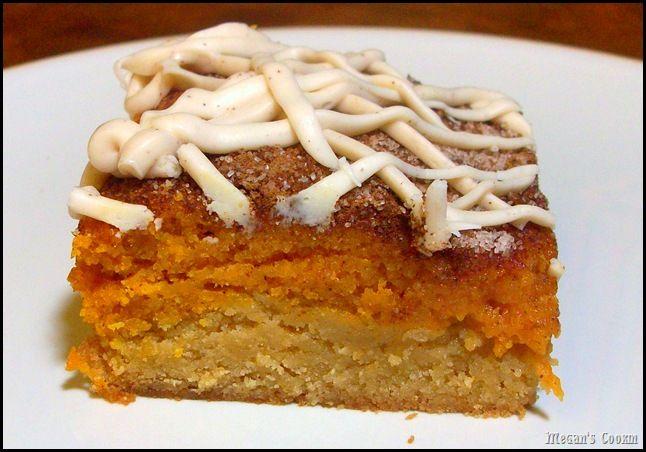 Pumpkin Pie Snickerdoodle Bar Recipe: Sweet, Food, Pumpkins, Pumpkin Bars, Pumpkin Pie Bars, Bar Recipes, Pumpkin Pie Snickerdoodle Bars, Bars 022, Pumpkin Pies
