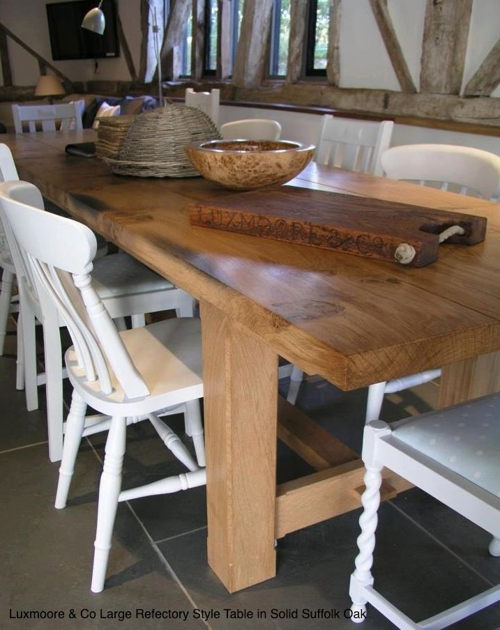 18 best Handmade Tables images on Pinterest   Dining table, Dining ...