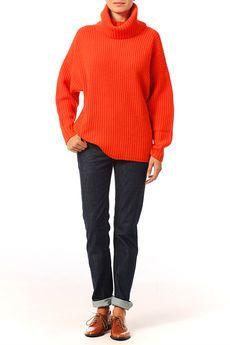 Pull Olya en laine mérinos, Ralph Lauren, sur MonShowroom
