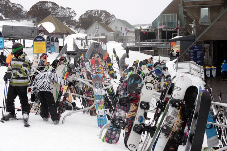 Perisher valley - NSW