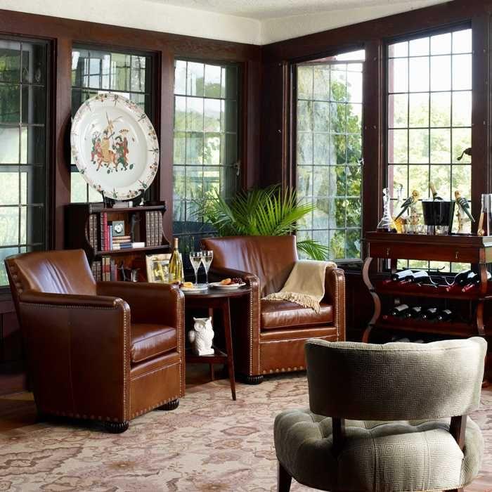 Wine Corner Interior Design Home Decor