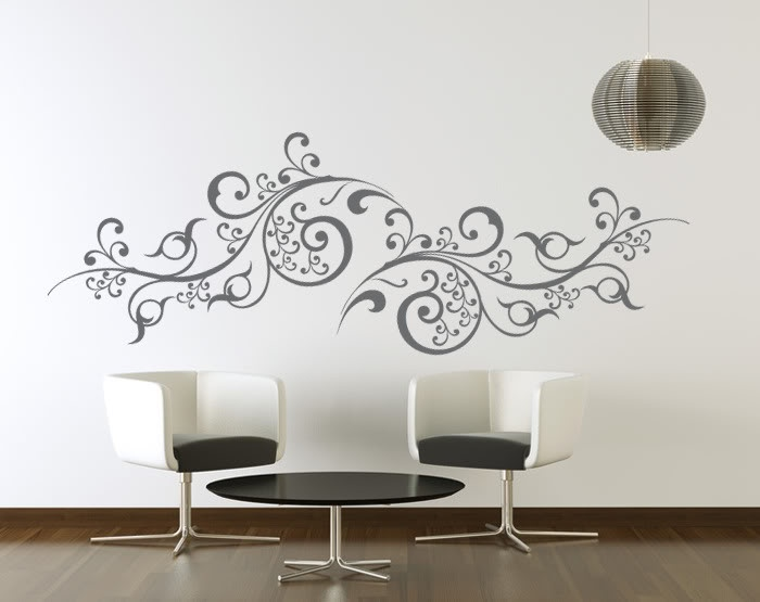 39 best stickers arabesques images on pinterest. Black Bedroom Furniture Sets. Home Design Ideas