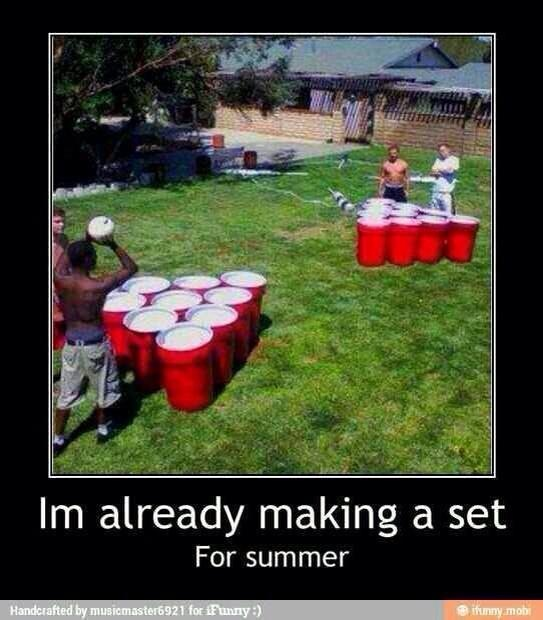 Trash Can Red Cups For Hod Beer Pong And Gaming