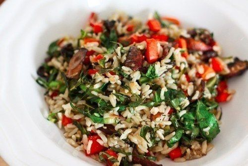 Rice pun with vegetables | freebies-food #food #dessert #lifestyle