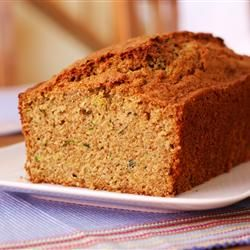 Sophie's Zucchini Bread Allrecipes.com: Sophie Zucchini, Zucchini Breads, Breads Recipe, Brown Sugar, Minis Muffins, Mini Muffins, Bread Recipes, Favorite Recipe, Sophie'S Zucchini