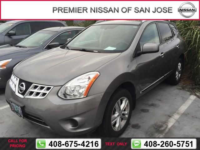 2012 Nissan Rogue SV GREY Call for Price  miles 408-675-4216 Transmission: Automatic  #Nissan #Rogue #used #cars #PremierNissanofSanJose #SanJose #CA #tapcars