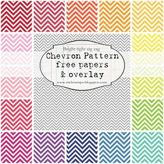Free Chevron Patterns. Would be good for each class's binder. Different color for each binder & class.