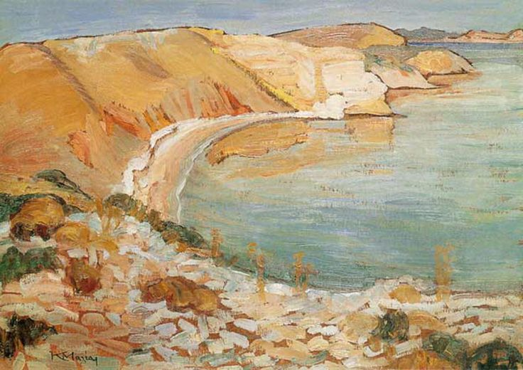 Constantine Maleas- Naxos