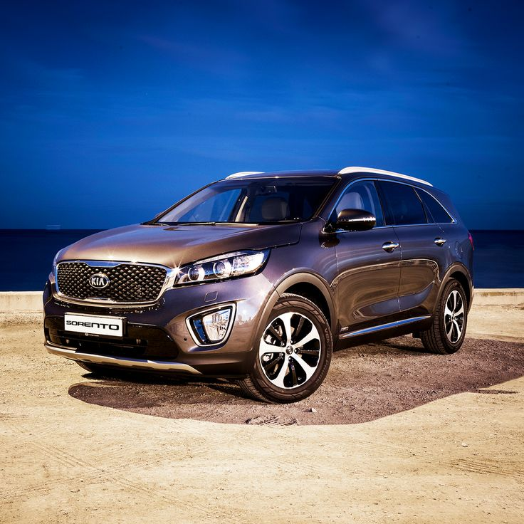 Unprecedented. The new #Sorento, #SoIDEAL. #Kia