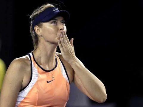 Australian Open: Maria Sharapova Advances to Round Four