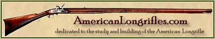 American Long Rifles - charcoal bluing techniques