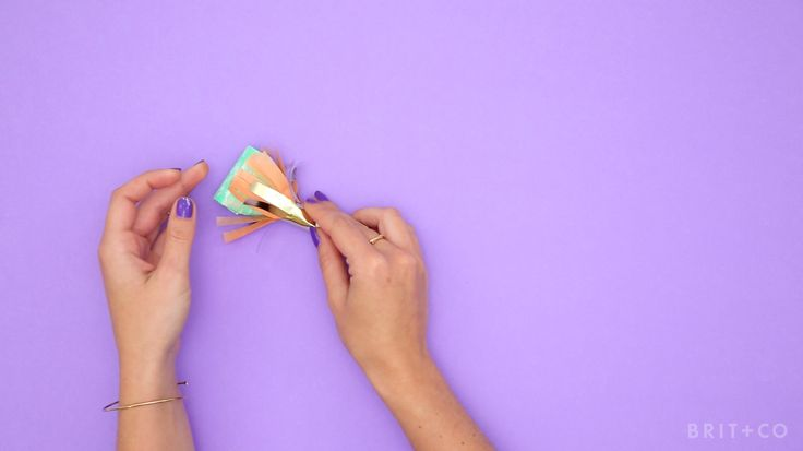How to Make Your Own Party Blowers