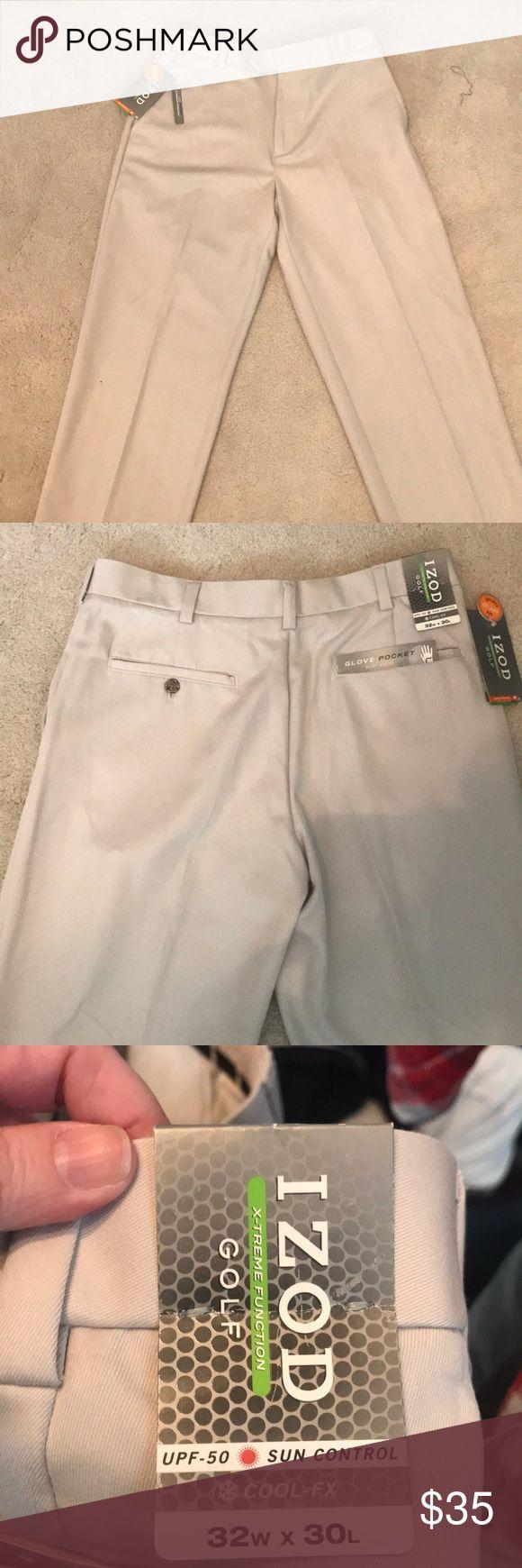 NWT Izod golf pants never worn NWT Izod golf pants never worn Izod Pants Chinos & Khakis