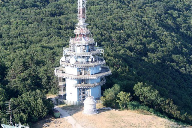 A few meters in front of the transmitter on Zobor is Millennium Column, erected in 1896 in memory of the establishment of Austro - Hungary who then celebrated the millennial existence