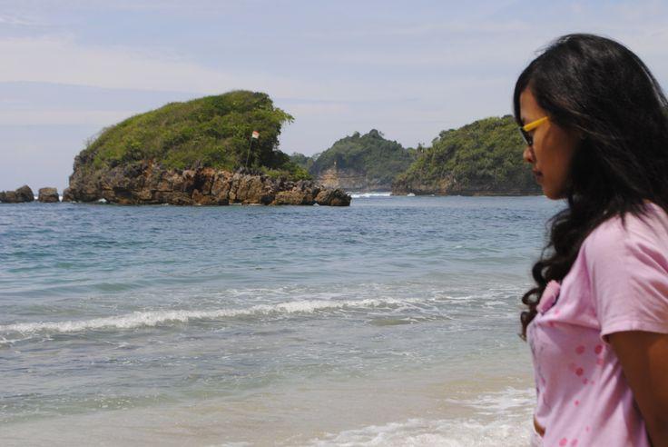 Kondang Merak Beaches Malang Indonesia