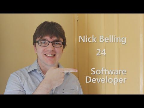 nick belling video resume youtube